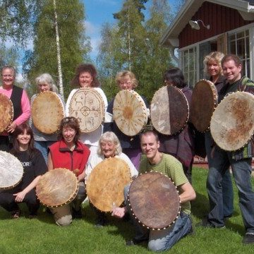 One year Shamanic Practitioner course page practitioner course